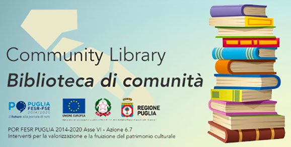 community library logo
